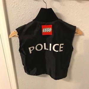 Lego Costumes - LEGO Police Vest Size 5-6